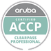 Aruba ACCP Clearpass Proffessionals