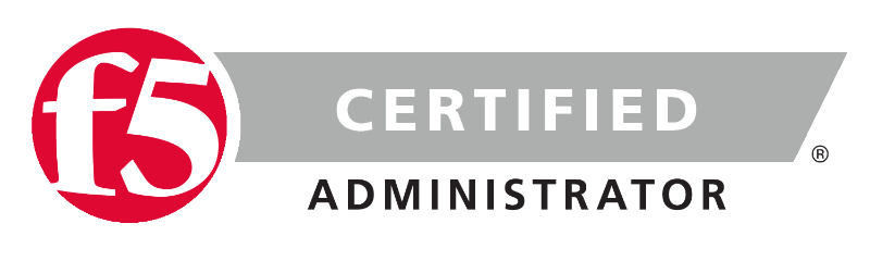 F5: Certified Administrator