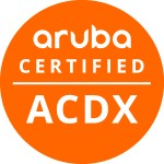 ACDX Certification Badge